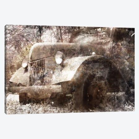 Vintage Truck Canvas Print #BLB279} by Bluebird Barn Art Print