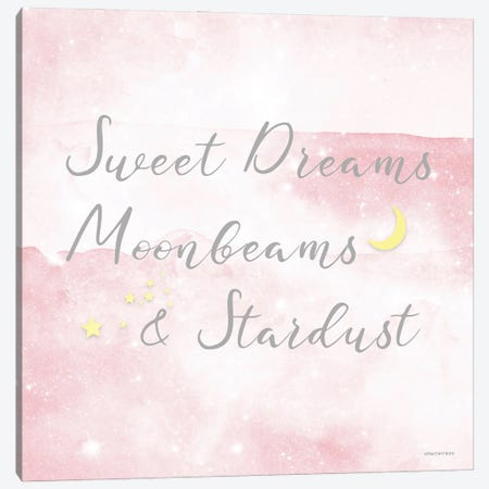 Sweet Dreams     Canvas Print #BLB295} by Bluebird Barn Canvas Wall Art