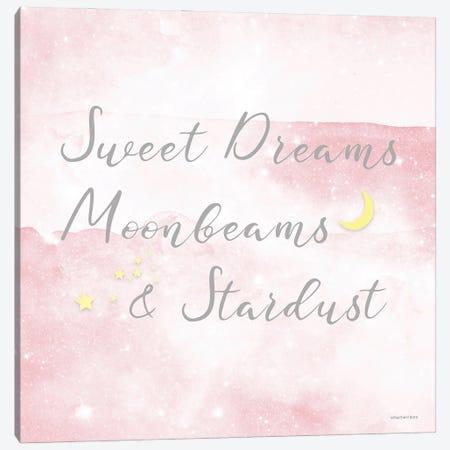 Sweet Dreams     Canvas Print #BLB295} by Bluebird Barn Canvas Wall Art