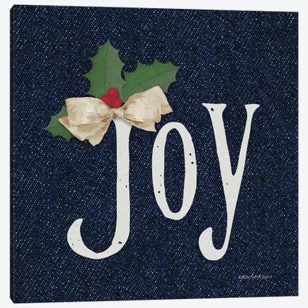 Joy Canvas Print #BLB301} by Bluebird Barn Canvas Art Print
