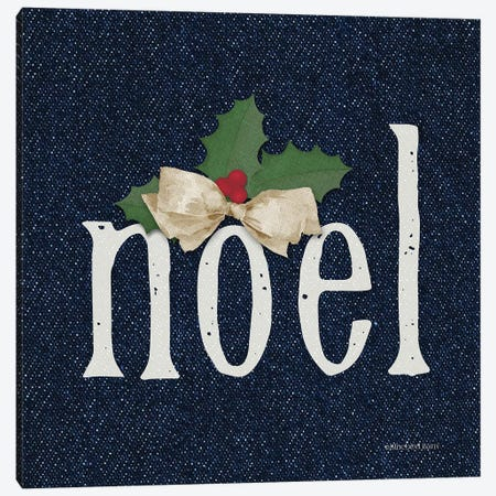 Noel Canvas Print #BLB303} by Bluebird Barn Canvas Art Print