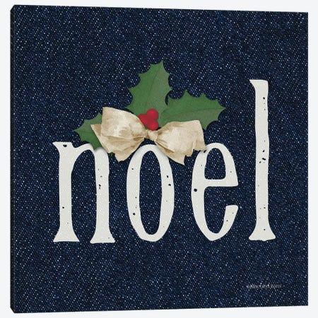 Noel Canvas Print #BLB303} by Bluebird Barn Canvas Art Print