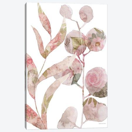 Meadow Flora Botanical II Canvas Print #BLB309} by Bluebird Barn Art Print