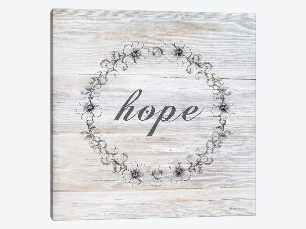 Hope by Bluebird Barn 1-piece Canvas Art Print