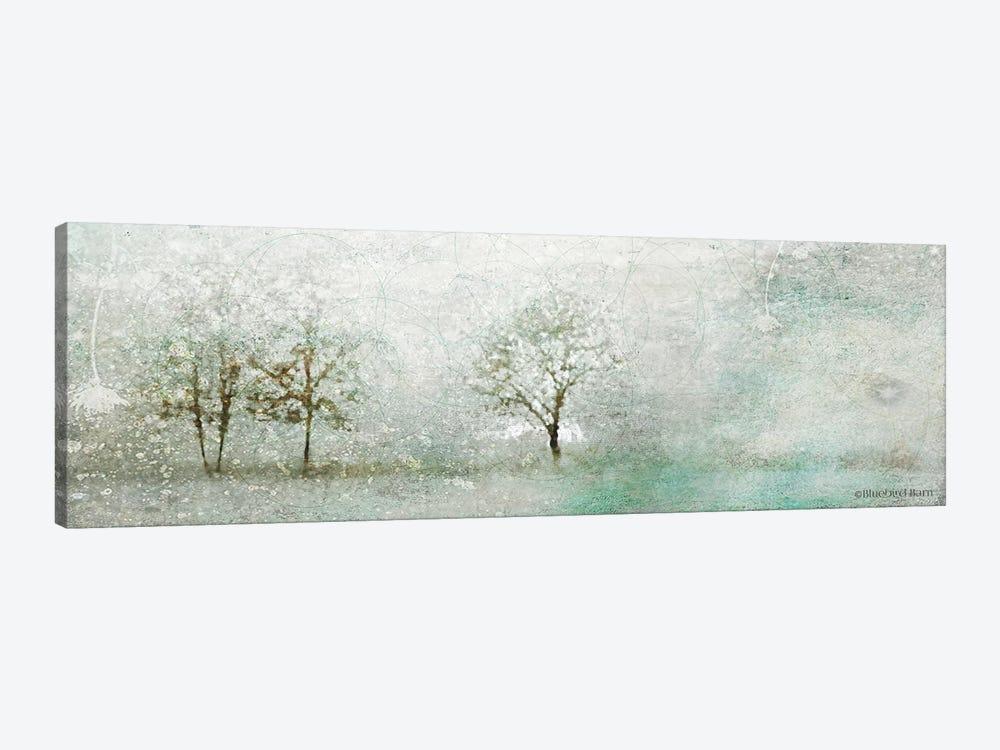 Light Winter Landscape by Bluebird Barn 1-piece Canvas Wall Art
