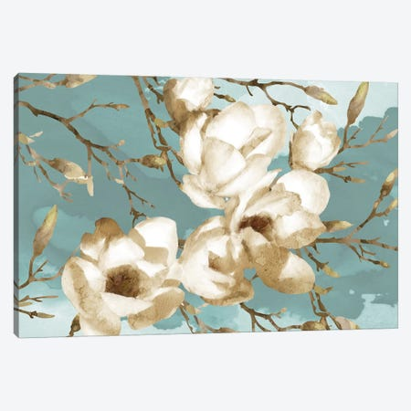 Magnolia I Canvas Print #BLB53} by Bluebird Barn Canvas Art