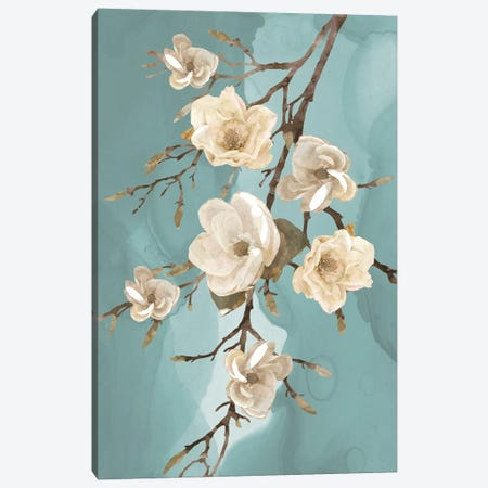 Magnolia III Canvas Print #BLB55} by Bluebird Barn Art Print