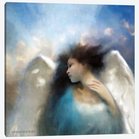 Reverie of an Angel Canvas Print #BLB77} by Bluebird Barn Canvas Print