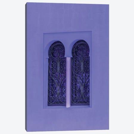Oriental Windows 3-Piece Canvas #BLI117} by Beli Canvas Wall Art