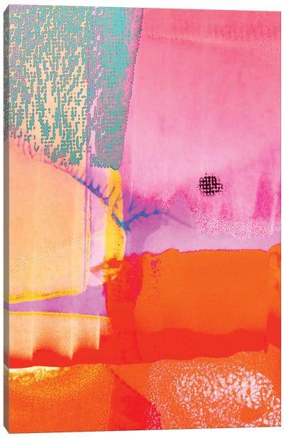 Los Angeles Meditation Canvas Art Print