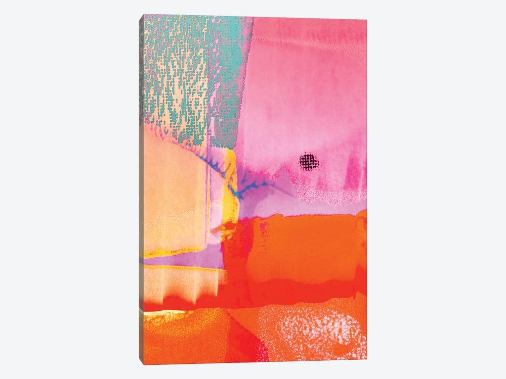 Los Angeles Meditation by Beli 1-piece Canvas Print