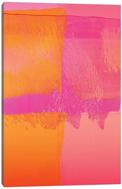 Miami Meditation Canvas Art Print