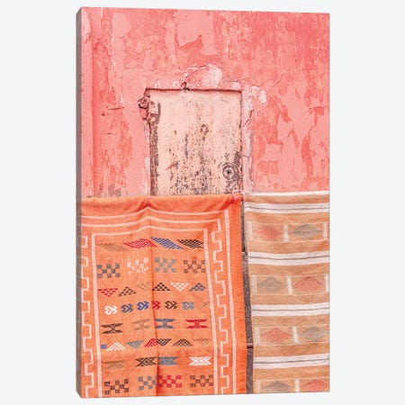 Marrakech Markets Canvas Print #BLI123} by Beli Canvas Artwork