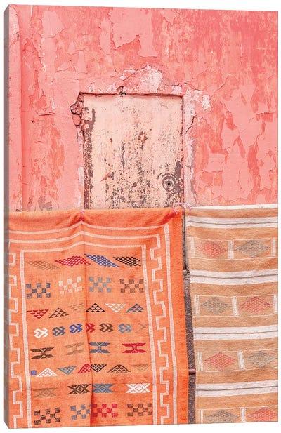 Marrakech Markets Canvas Art Print