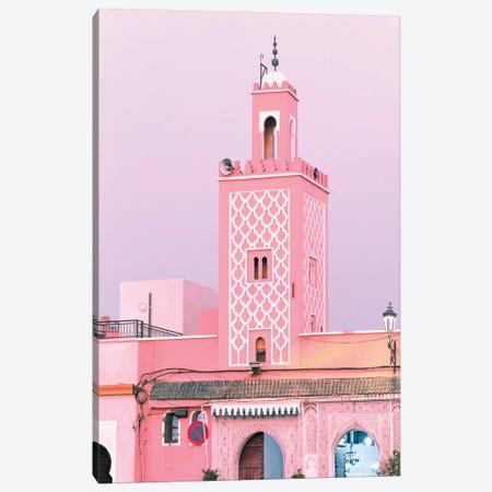 Marrakech Medina Canvas Print #BLI131} by Beli Canvas Art Print