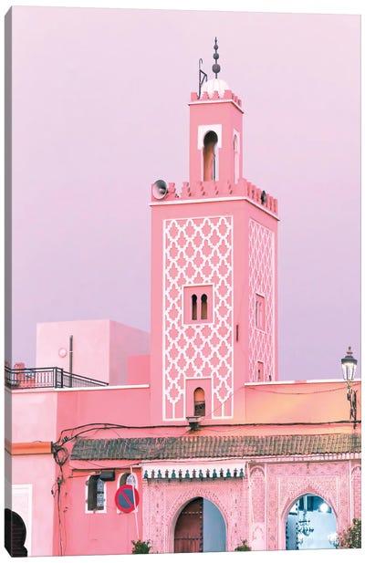 Marrakech Medina Canvas Art Print