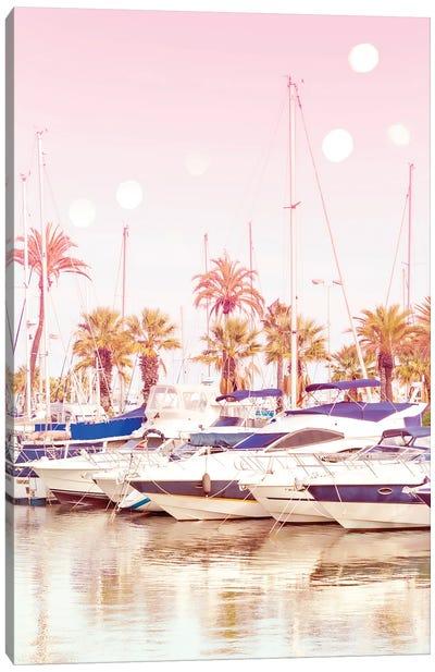 Sweet Dreams Are Made Of This Beautiful Marina Canvas Art Print