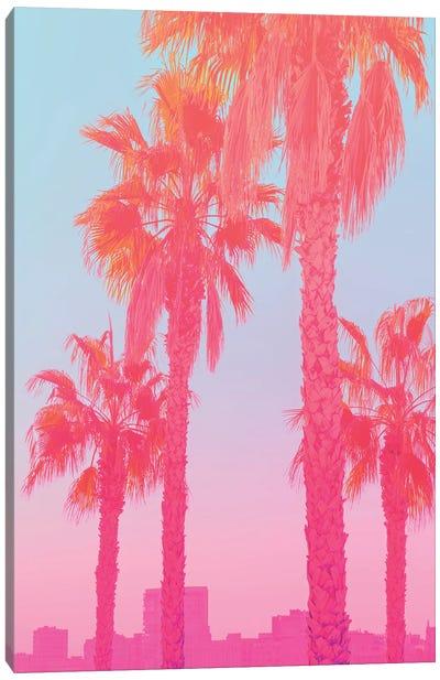 Tropical Vision Canvas Art Print