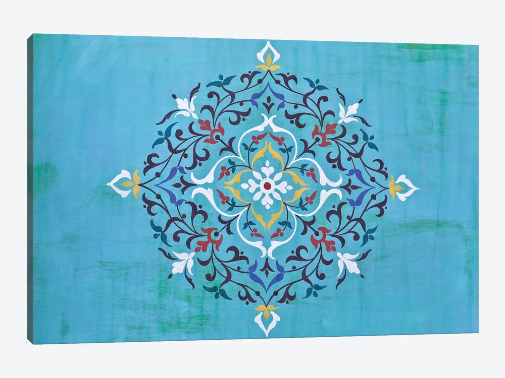 Oriental Calligraphy by Beli 1-piece Canvas Wall Art
