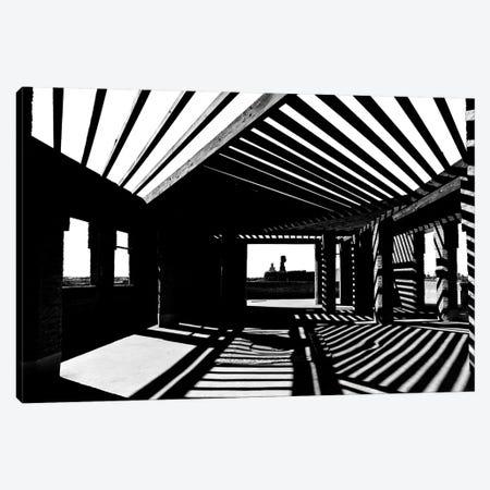 Shadows And Lights Canvas Print #BLI87} by Beli Canvas Art Print
