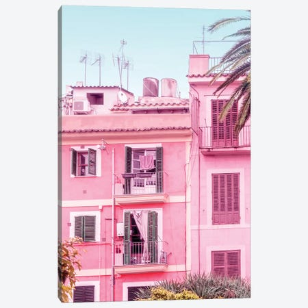 Summer Paradise Canvas Print #BLI90} by Beli Canvas Print