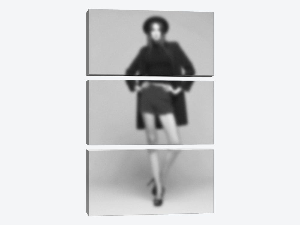 Blurred Victoria by 5by5collective 3-piece Canvas Art Print