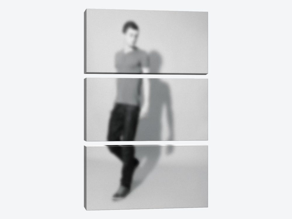 Blurred Aston by 5by5collective 3-piece Canvas Art
