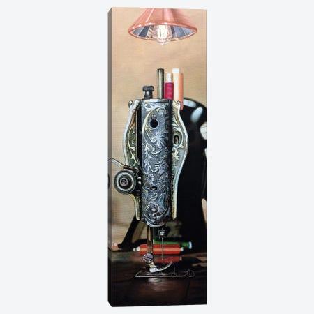 The Machine XIII Canvas Print #BLO102} by J.Bello Studio Canvas Artwork