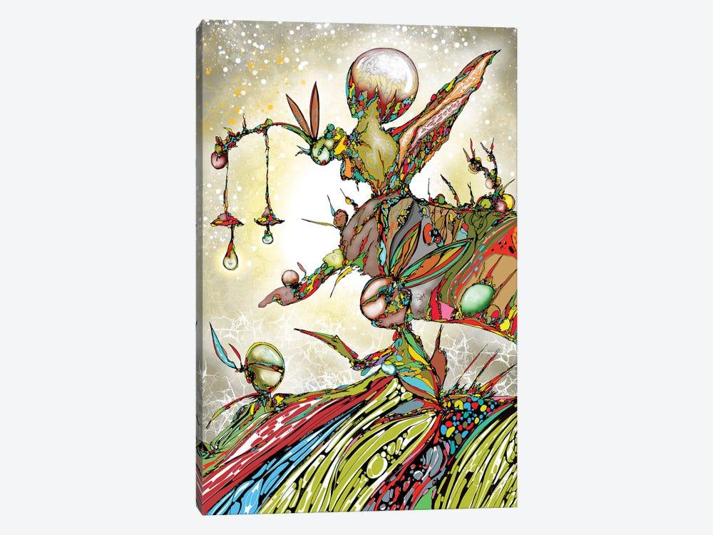 Equilibrium by J.Bello Studio 1-piece Canvas Art Print