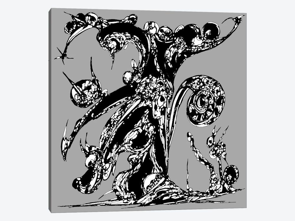 Fortune Tree by J.Bello Studio 1-piece Canvas Art Print