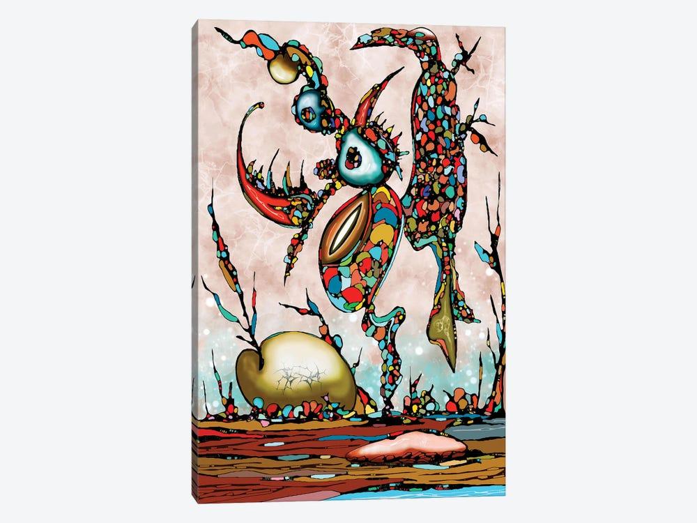 Mystical World by J.Bello Studio 1-piece Canvas Wall Art