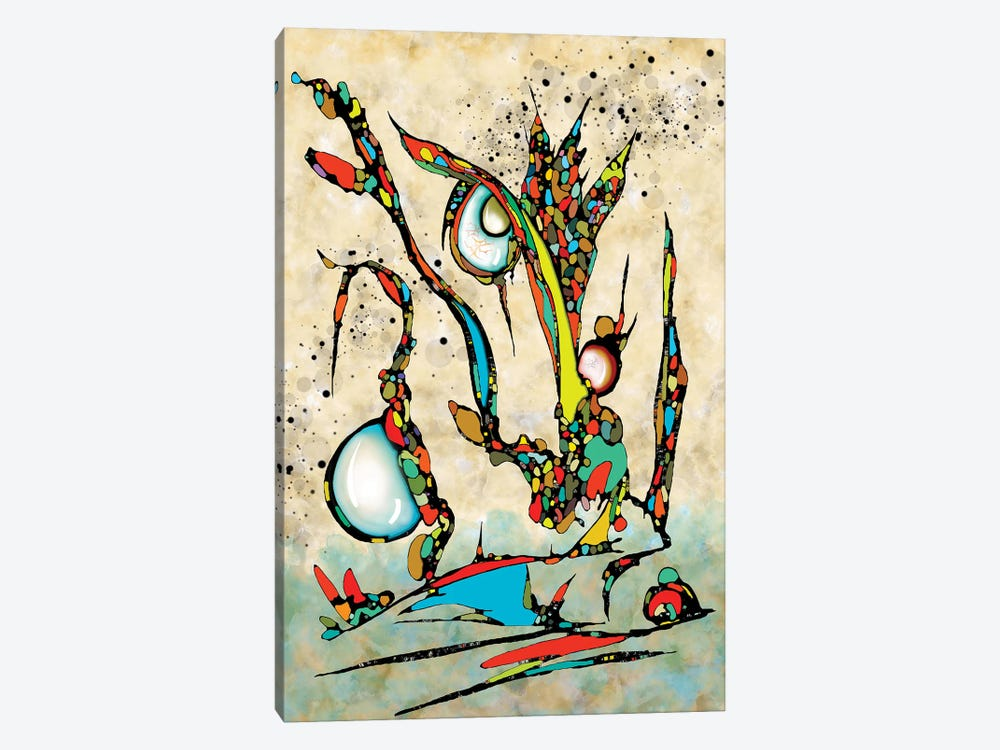 Open Minded by J.Bello Studio 1-piece Canvas Art Print