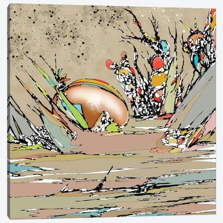 Peaceful Place Canvas Print #BLO123} by J.Bello Studio Canvas Wall Art