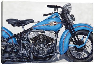 Good Ride Canvas Art Print