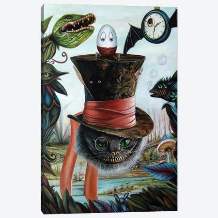 Living in a Dream Canvas Print #BLO23} by J.Bello Studio Canvas Wall Art