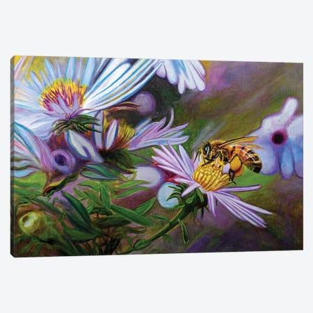Nature Itself Canvas Print #BLO26} by J.Bello Studio Art Print