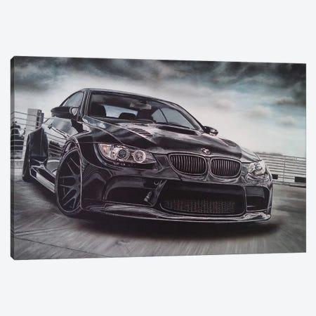 Sport Car Canvas Print #BLO30} by J.Bello Studio Canvas Print