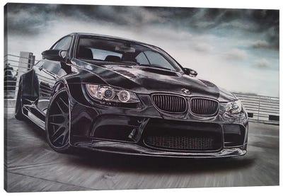 Sport Car Canvas Art Print
