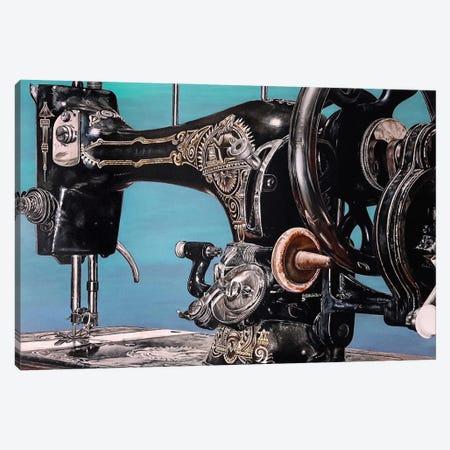 The Machine VII Canvas Print #BLO34} by J.Bello Studio Canvas Artwork