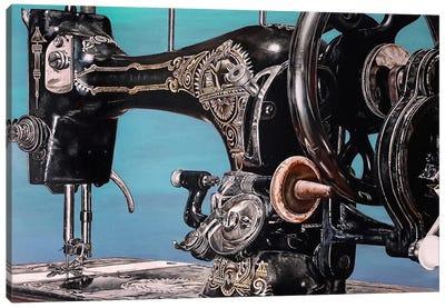 The Machine VII Canvas Art Print