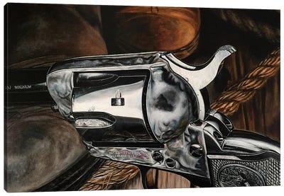 Wild West II Canvas Art Print