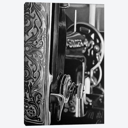 The Machine IX Canvas Print #BLO64} by J.Bello Studio Art Print