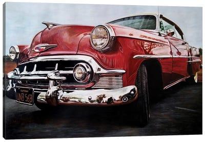 American Dream Car I Canvas Art Print