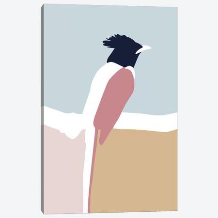 Bird Rectangle Canvas Print #BLP17} by Blek Prints Canvas Art Print