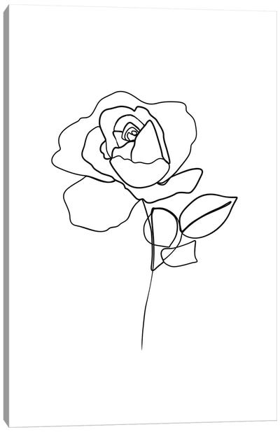 Botanical №4 Rectangle Canvas Art Print