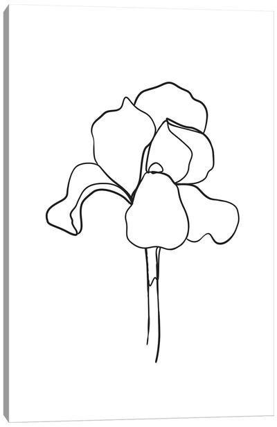 Botanical №5 Rectangle Canvas Art Print