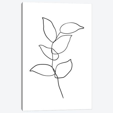 Botanical №6 Rectangle 3-Piece Canvas #BLP25} by Blek Prints Canvas Artwork