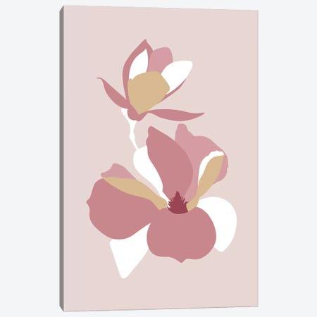 Botanical №8 Rectangle Canvas Print #BLP27} by Blek Prints Canvas Art