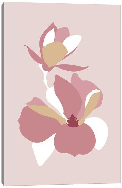 Botanical №8 Rectangle Canvas Art Print