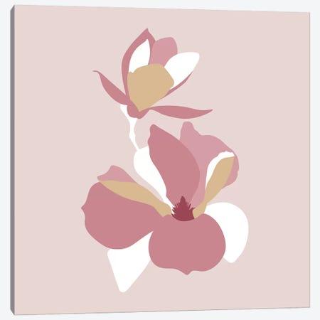 Botanical №8 Square Canvas Print #BLP28} by Blek Prints Art Print
